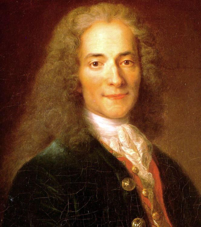 Frases Célebres Voltaire (1694-1778) Filósofo y escritor francés.