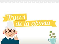 Trucos de la abuela, remedios caseros y naturales. Plusesmas.com