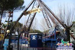 Parque de atracciones de la casa de campo, Madrid