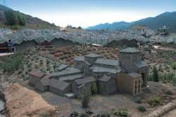 Pirenarium, el parque de los pirineos. sabiñánigo (huesca)
