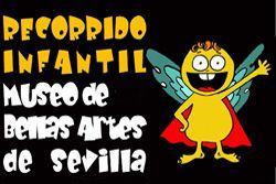 'Museo de los niños', museo de bellas artes de Sevilla