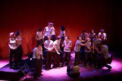 'El concert', claustre sant doménech, peralada (girona)