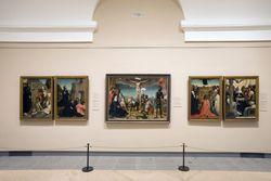 El prado en familia: 'Adivina cuál es mi historia', museo del prado, Madrid