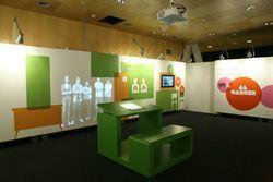 'Aire: Respiración y salud infantil'. Cosmocaixa Barcelona