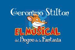 'Gerónimo stilton. el musical del regne de la fantasia', teatre condal, Barcelona