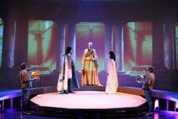'La flauta mágica'. Teatro sanpol, Madrid