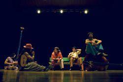 'Cuentos del mundo - armenia - historia del hombre feliz'. Teatro lara, Madrid