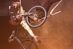'Circus oz'. Teatro circo price, Madrid