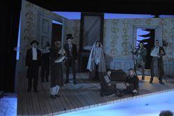 'El niño y los sortilegios'. Teatros del canal, Madrid