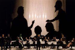 'El retablo de maese pedro'. gran teatre del liceu, Barcelona