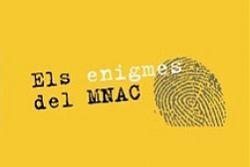 Los enigmas del mnac: 'Se ha pintado un crimen'. Museo nacional de arte de cataluña, Barcelona