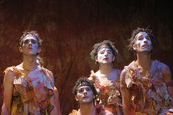 'El pequeño grano de arena'. Teatro fígaro-adolfo marsillach, Madrid