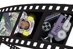 Pabellón infantil pequeño estudio de cine fundación mapfre. san sebastian