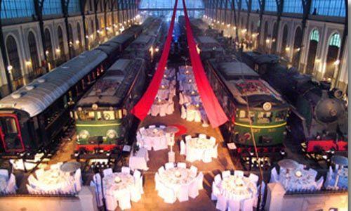 Museo del ferrocarril, Madrid
