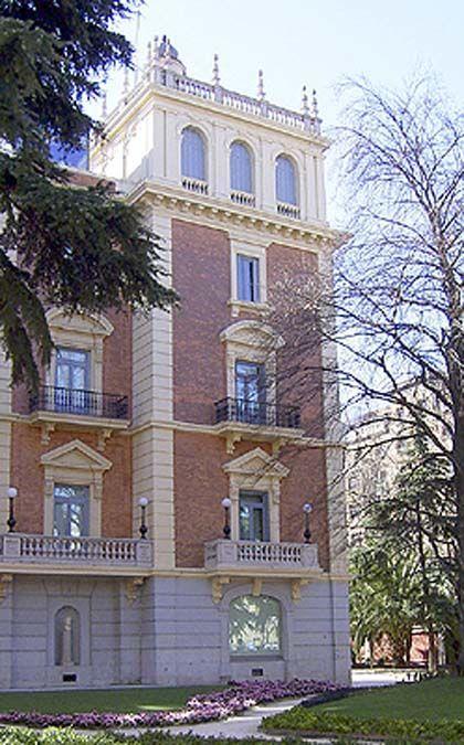 Museo lázaro galdiano, Madrid