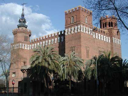 Museo de ciencies naturales, Barcelona