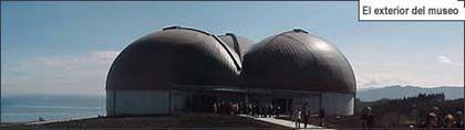 Museo del jurásico de asturias, colunga