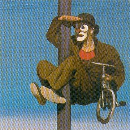 'El circo en el arte español', museo de arte contemporáneo esteban vicente, Segovia