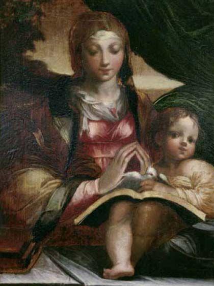 'El pan de los ángeles. colecciones de la galería de los uffizi', Caixaforum Madrid