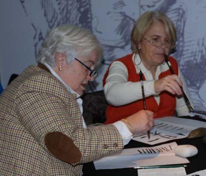 Taller: 'Había una vez: programa para 3.ª edad', biblioteca nacional, Madrid