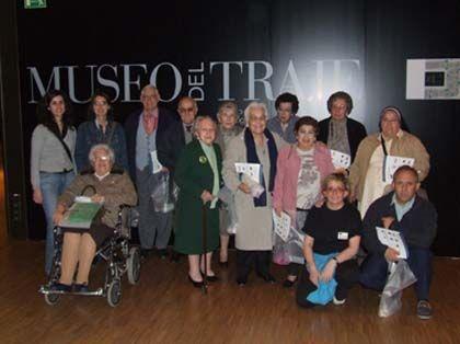 Taller para mayores: 'Alpargatas', museo del traje, Madrid