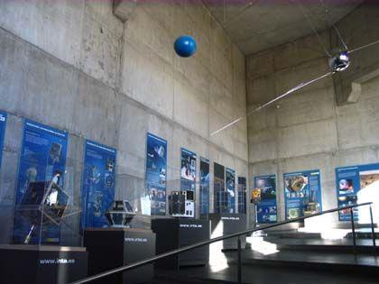 'Vivir en el espacio: Desafío del siglo XXI', Museo de la ciencia y el cosmos, Tenerife