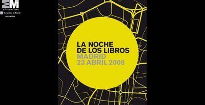 La noche de los libros, comunidad de Madrid