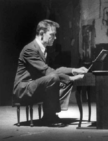 Concierto: 'John cage y la música experimental', marco, Vigo