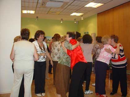 Taller: 'Descubriendo el poder del abrazo', centrocaixa murcia