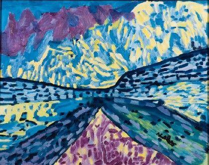 Exposición: 'XVI concurso de pintura y dibujo para personas con síndrome de down', sala de exposiciones 'El águila', Madrid
