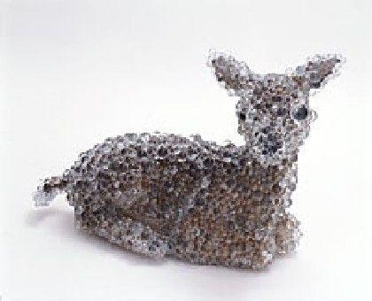 Exposición: 'Kohei nawa la poesía de lo extraño', fundación joan miró, Barcelona