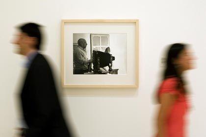 'Momentos y miradas. picasso visto por otero', museo picasso de Málaga