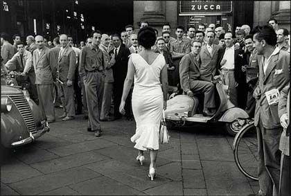 'Neorrealismo. la nueva imagen en italia 1932-1960', sala amós salvador. Logroño