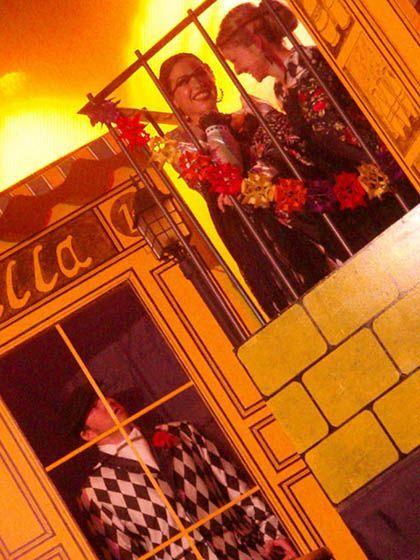 'La verbena de la paloma', teatro victoria, Madrid