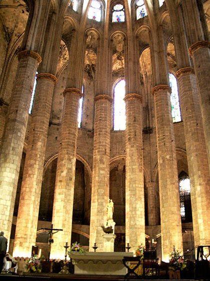 Ruta literaria: 'La catedral del mar', Barcelona