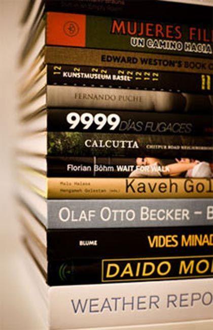 'Los mejores libros de fotografía del año', biblioteca nacional, Madrid