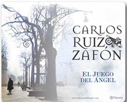 Ruta literaria: 'El juego del ángel', Barcelona