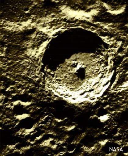 'El turbulento pasado del sistema solar: los cráteres lunares', Cosmocaixa Madrid