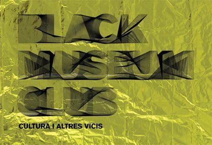 'Black museum club', museo de ciencias naturales, Barcelona