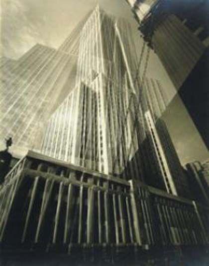 'Edward steichen. una epopeya fotográfica', museo nacional centro de arte Reina Sofía, Madrid