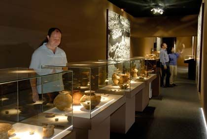 'Vettones. pastores y guerreros en la edad del hierro', museo arqueológico regional, alcalá de henares