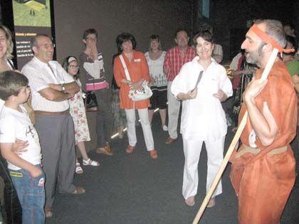 Visitas teatralizadas a la exposición vettones, museo arqueológico regional, alcalá de henares