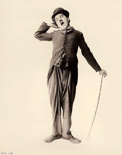 Café-tertulia 'Chaplin en imágenes', Caixaforum Madrid
