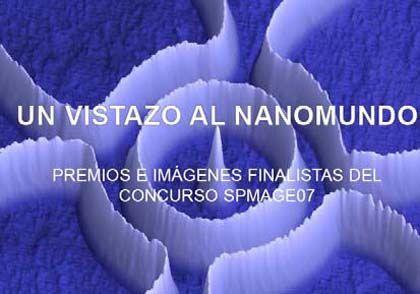 'Un vistazo al nanomundo', museo nacional de ciencia y tecnología, Madrid
