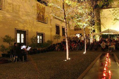 Noche con picasso, museo picasso de Málaga 2008
