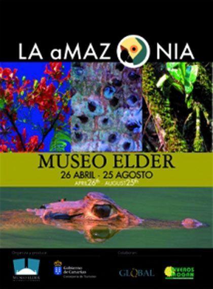 'Amazonía', Museo Elder de la ciencia y la tecnología, Las Palmas de Gran Canaria