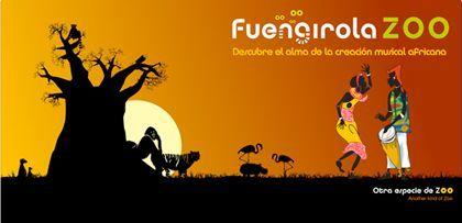 'Visitas nocturnas'. zoo de fuengirola, Málaga