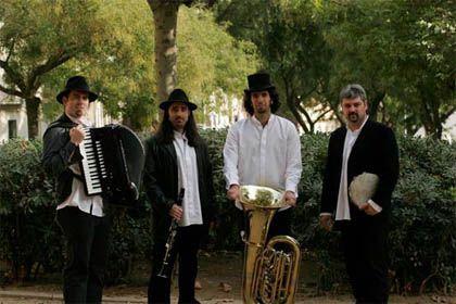 The orient express orkestra, teatro odeón, calpe (alicante)