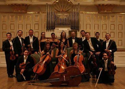 'Salzburg chamber soloists', plaza de oriente. Madrid