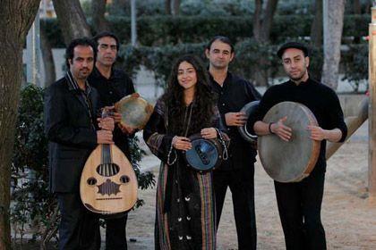 The baghdad ensemble, concha de la explanada, alicante